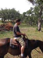 Horseback riding, New Braunfels