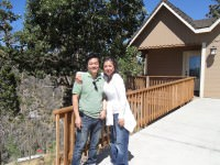 Lake Arrowhead home