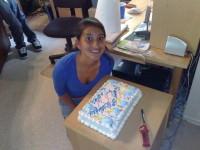 Taylors 15th birthday