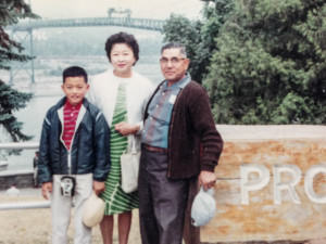 Doug and grandparents